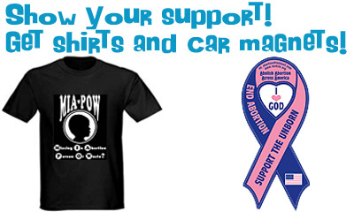 T-Shirts and car magnets